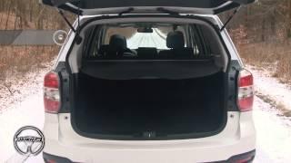 getlinkyoutube.com-Subaru Forester - Test - Fahrbericht - Car-News