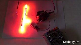 getlinkyoutube.com-Simple Flyback transformer driver (Blocking oscillator)