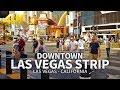 LAS VEGAS TRAVEL - USA, WALKING TOUR (Full Version), NEVADA, 4K(60FPS) - UHD