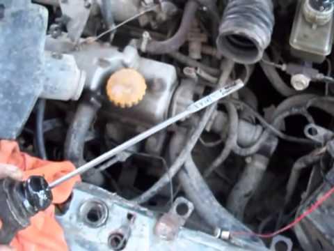 Как проверить уровень масла в коробке передач ВАЗ 2115