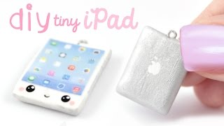 getlinkyoutube.com-DIY Kawaii iPad in Clay | Kawaii Friday