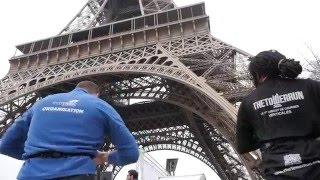 FPS Towers - Verticale de la Tour Eiffel 2016 - La Course des Partenaires