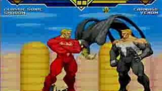 getlinkyoutube.com-Sonic/Shadow V.S. Venom/Carnage 2