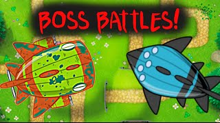 getlinkyoutube.com-Boss Bloons in BTD5! | Bloonarius and Vortex New Bloons TD 5 Update!