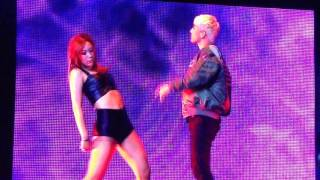 getlinkyoutube.com-07.10.15 BIG BANG-BaeBae-MADE TOUR en México