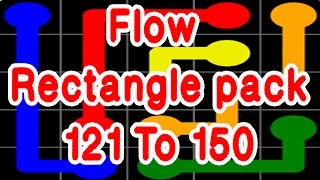 getlinkyoutube.com-Flow Free Rectangle Pack 121~150