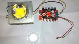 getlinkyoutube.com-100W  LED  Installation