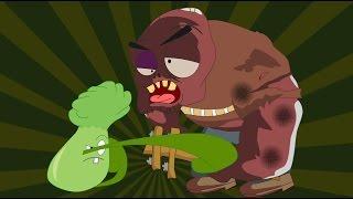 getlinkyoutube.com-Plantas vs zombies animado 5 (PARODIA) Jehu Llerena
