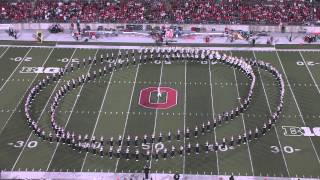 getlinkyoutube.com-The Ohio State University Marching Band Performs their Hollywood Blockbuster Show