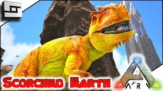 getlinkyoutube.com-MODDED ARK: Scorched Earth - ALPHA GIGA?! E11 ( Ark Survival Evolved Gameplay )