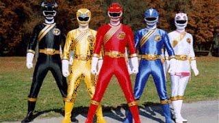 Power Rangers La Storia - Wild Force