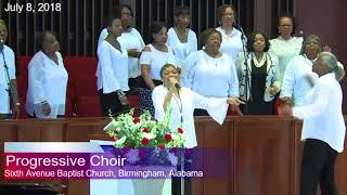 July 8, 2018 - Sixth Ave Baptist Church