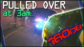 getlinkyoutube.com-Pulled Over at 3am... Police Reaction To Blake Hunt's 12 15's on 40,000 watts | EXO SBN 26 - 2012