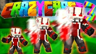 Minecraft Crazy Craft 3: First Time Shrinking! (Superhero Mod) #78