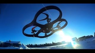 getlinkyoutube.com-Full Review + Flight: WLToys V666 Quadcopter FPV HD
