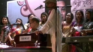 getlinkyoutube.com-Udichi Newyork USA 2015(24)Subir Nandi's Special Concert Night on Nov 15,2015 at Udichi