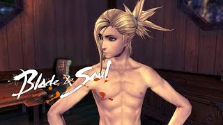 getlinkyoutube.com-Blade & Soul - creating a handsome male jin