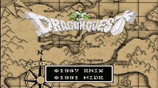 getlinkyoutube.com-【X68000】発売されなかった幻のドラゴンクエスト