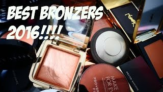 getlinkyoutube.com-THE BEST BRONZERS/CONTOURING PRODUCTS 2016!!!!