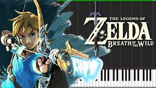 getlinkyoutube.com-Story Trailer Theme - The Legend of Zelda: Breath of the Wild [Piano Tutorial] // Torby Brand