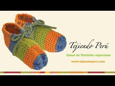 Videos Related To 'dos Agujas: Pantuflas parte 1'