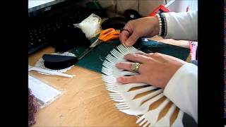 Fork Fan Tutorial as inspired by PatsTreasuresNCrafts