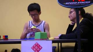 13.53 Official Single - 3x3x3 cube - Canadian Open 2013