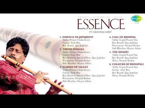Essence | Thematic Instrumental | Flute | Pt. Santosh Sant