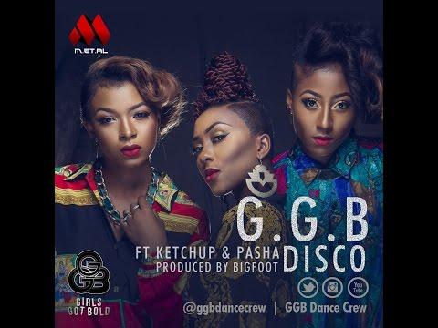 G.G.B ft Ketchup & Pasha - Disco (Video) @e4ma_ @ellaley_ @liquorose_ @ggbdancecrew