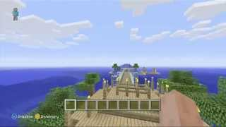 getlinkyoutube.com-Minecraft Xbox 360 seed: Water World Seed (99% PERCENT WATER)