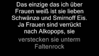 getlinkyoutube.com-Frauen und Alkohol [Lyrics]