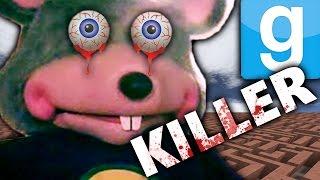 getlinkyoutube.com-KILLER CHUCK E CHEESE?! | Gmod Murder Maze Challenge