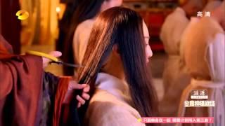 美女剃光头 beauty headshave longhair cut