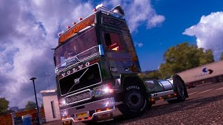 getlinkyoutube.com-Volvo F10 -★ Euro Truck Simulator 2 ★