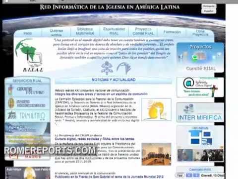 New  secure and modern website to be launched for Latin American bishops