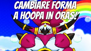 getlinkyoutube.com-Come cambiare forma a Hoopa in Pokémon Rubino Omega e Zaffiro Alpha