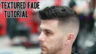 getlinkyoutube.com-Textured Fade Barber Tutorial! Straight Razor Beard Trim!