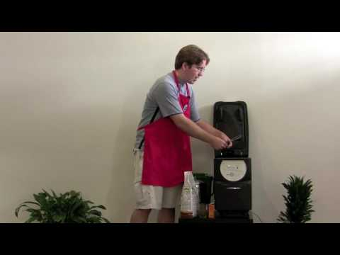 NatureMill Automatic Indoor Composter Demo - part 2/week 1