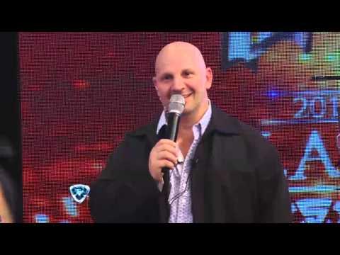 Showmatch 2014 - Marcelo Tinelli le descubrió un secreto a Navarrete
