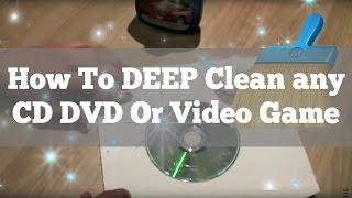 getlinkyoutube.com-How to clean a CD, DVD, Blu-ray