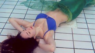 getlinkyoutube.com-The 'Real' Little Mermaid Ariel   Stella the Siren