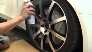 GunMetal Gray Plasti Dip - Wheels and Rims