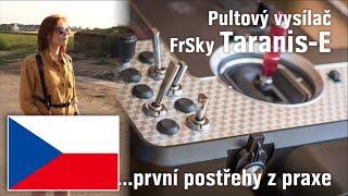 getlinkyoutube.com-FrSky Taranis-E  --  První postřehy z praxe...