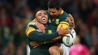 South Africa v USA - Match Highlights and Tries - Rugby World Cup 2015