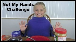getlinkyoutube.com-Not My Hands Challenge ~ Jacy and Kacy