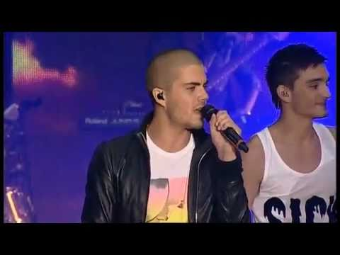 The Wanted - Glad You Came - Capital FM Summertime Ball 2011 -DPVzFnLqk20