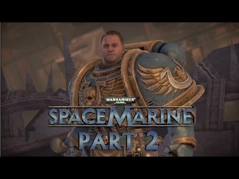 Space Marine - Lore Discussions, what whaat - Part 2