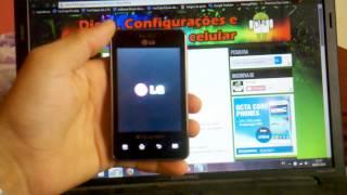 Hard Reset no LG E405 (Optimus L3) #UTICell