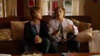 getlinkyoutube.com-Dylan & Cole Sprouse Disney Blu ray Commercial Q Ray Commercial