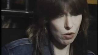 Chrissie Hynde Interview